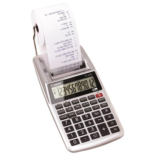 キヤノン プリンタ電卓 P1-DHV-3 4549292095913(10セット)