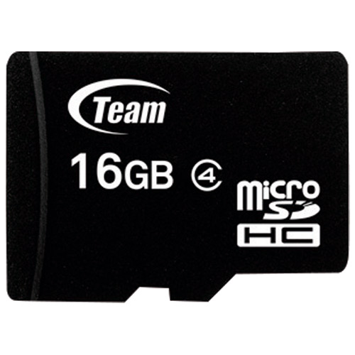 TEAM microSDHCカード 16GB TG016G0MC24A 4571381793202(10セット)