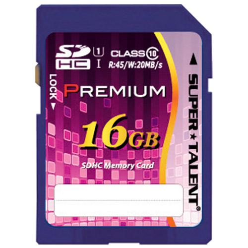 スーパータレント SDHCカード 16GB ST16SU1P 4582353568094(10セット)