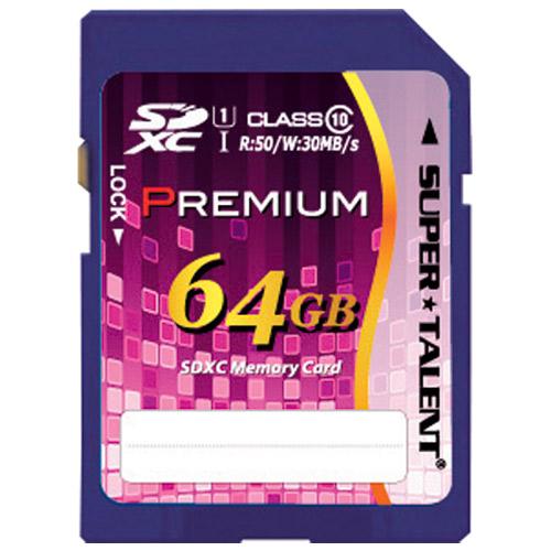 スーパータレント SDHCカード 64GB ST64SU1P 4582353568117(10セット)