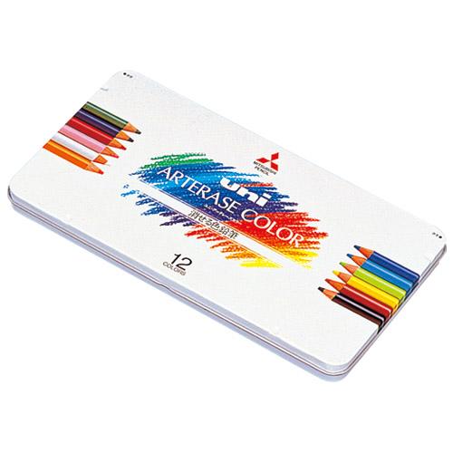 三菱鉛筆 ユニ アーテレーズカラー12色 UAC12C 4902778488614(10セット)