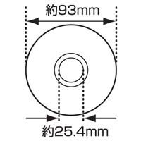 ジョインテックス FAX感熱記録紙A4 1in*100m A213J(10セット)