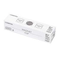 ジョインテックス マグネットクリップ小 黄 10個 B147J-Y10(10セット)