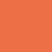 リンテック 色画用紙 4ツ切 100枚 NC235-4 朱色(10セット)