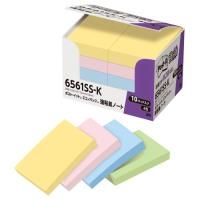正規取扱店 3M Japan Post-it 捧呈 strong adhesion pastel sets 6561SS-K ten Post-it強粘着パステル6561SS-K スリーエムジャパン 10セット