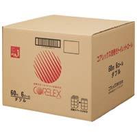 コアレックス信栄 コアレックス倍巻ロール W 6R×8パック(10セット)