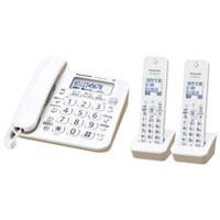 Panasonic コードレス電話機 VE-GD25DW-W 4549077778550