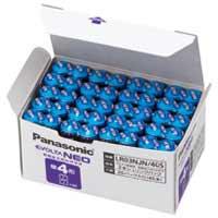 Panasonic 乾電池エボルタネオ単4形 40本 LR03NJN/40S4549077898722(10セット)