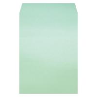 ムトウユニパック 再生カラー封筒511719040角2アサギ100P 4522238009564(10セット)