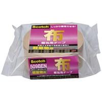スリーエムジャパン 布梱包用テープ 軽量物用 509BEN 30巻