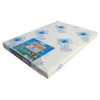 北越製紙 エコ画用紙 8ツ切厚口 125-8 100枚(10セット)