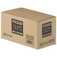 ジョインテックス 不織布CD・DVDケース 500枚箱入 A415J-5(10セット)