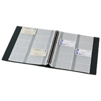 ジョインテックス 名刺ポケットリフィール両面200枚 D069J-4(10セット)
