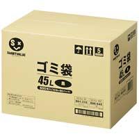 ジョインテックス ゴミ袋 LDD 黒 45L 600枚 N210J-45P(10セット)