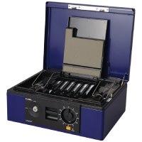 カール事務器 キャッシュボックス CB-8770-B ブルー A4 5セット ご挨拶 特売限定 修理保証