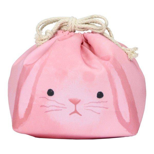 東洋ケース オカオキンチャク ウサギ KT-KAO3-USA 海外並行輸入正規品 当店一番人気