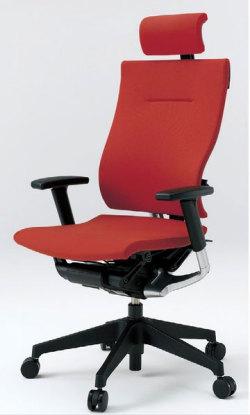 オフィスチェア スピーナチェア ITOKI イトーキ エクストラハイバック クロスバック アジャスタブル肘付 ブラック(5セット)