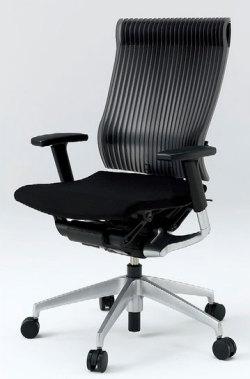 オフィスチェア スピーナチェア ITOKI イトーキ エラストマーバック アジャスタブル肘付 シルバーメタリック(5セット)