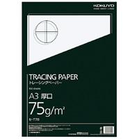 KOKUYO(コクヨ)トレーシングペーパー75GA3 セ-T78 (5セット)