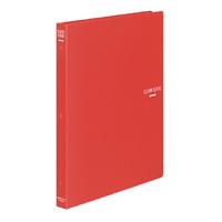 KOKUYO(コクヨ)クリヤーブック替紙式A4縦30穴18枚ポケット 赤ラ-320R (10セット)