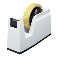 KOKUYO(コクヨ)テープカッターカルカットシロ T-SM100W (10セット)