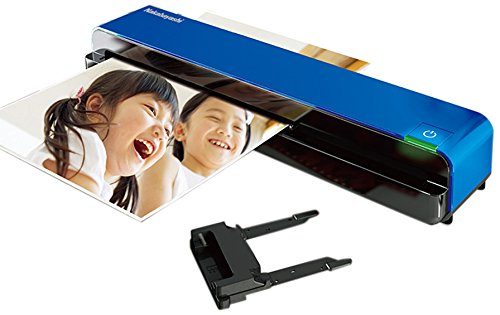 ナカバヤシ パーソナルレコーダー フォトレコWI-FI (A4 フォト&ネガ) ブルー PRN-400WIFI