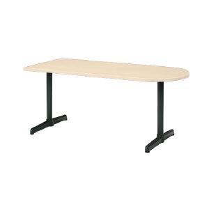 PLUS(プラス)会議テーブル/ミーティングテーブル/LM TABLE・LM 会議テーブル LM-180TU W4/DGY