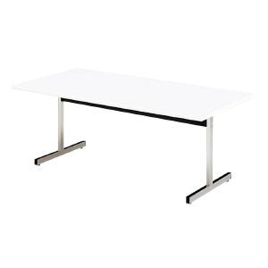 PLUS(プラス)会議テーブル/ミーティングテーブル/LM TABLE・LM 会議テーブル LM-180TR W4/P