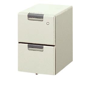 PLUS(プラス)デスク/スタンダードデスク/リンクスシリーズ(共通オプション)・サイドキャビネット LX046SCA2 LGY