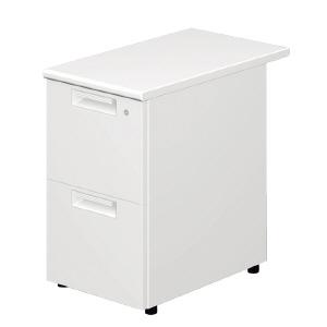PLUS(プラス)デスク/スタンダードデスク/LEED Desk・リード 脇机 LE-047D-2 WS/W4