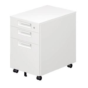 PLUS(プラス)デスク/スタンダードデスク/LEED Desk・リード サイドキャビネット LE-046SC-3 W4