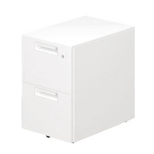 PLUS(プラス)デスク/スタンダードデスク/LEED Desk・リード サイドキャビネット LE-046SC-2 W4