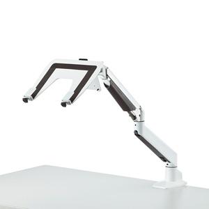 サンワサプライ ノートパソコン用水平垂直多関節アーム CR-LANPC2