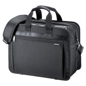 サンワサプライ モバイルプリンタ/プロジェクターバッグ BAG-MPR3BKN