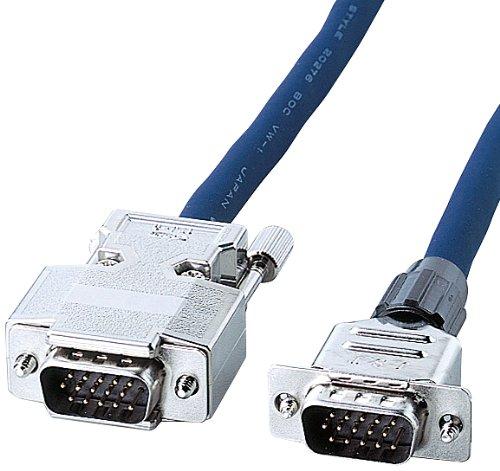 サンワサプライ CRT複合同軸ケーブル30m KB-CHD1530N