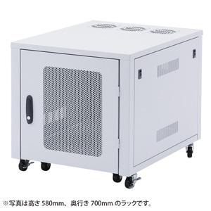 サンワサプライ 置き型用サーバーラック CP-SVBOX2N