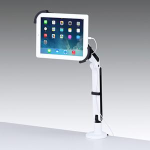 サンワサプライ 7~11インチ対応iPad・タブレット用アーム CR-LATAB9