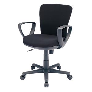 サンワサプライ オフィスチェア SNC-022KBK