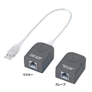 サンワサプライ USBエクステンダ- USB-RP40