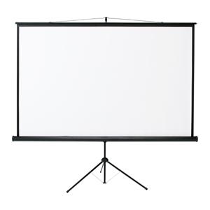 サンワサプライ プロジェクタースクリーン(三脚式) PRS-S105