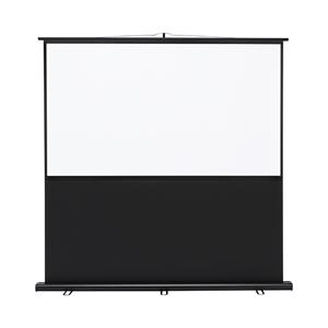 サンワサプライ プロジェクタースクリーン(床置き式) PRS-Y70HD