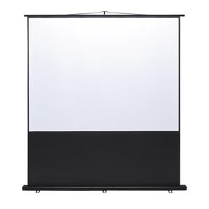 サンワサプライ プロジェクタースクリーン(床置き式) PRS-Y100K