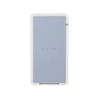エレコム Qiワイヤレス充電器W-QS01XWHホワイト 4953103353817