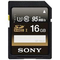 ソニー  SDHCカードSF-16UZ16GB 4905524975550