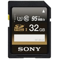 ソニー  SDHCカードSF-32UZ32GB 4905524975567