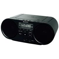ソニー  CDラジオ ZS-S40 ブラック 4905524992571