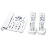 Panasonic  コードレス電話機 VE-GD26DW-W 4549980013946