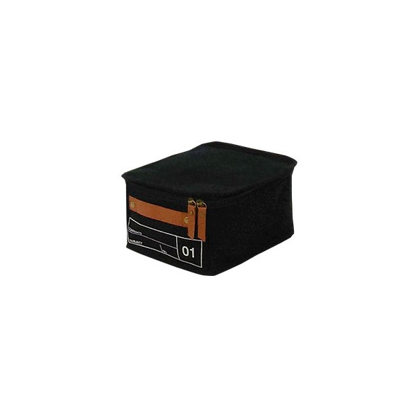 東洋ケース モック キャンバスストレージ01 ブラック MOC-CV01-BK (20セット)