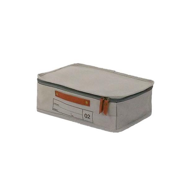 東洋ケース モック キャンバスストレージ02 グレー MOC-CV02-GY (20セット)