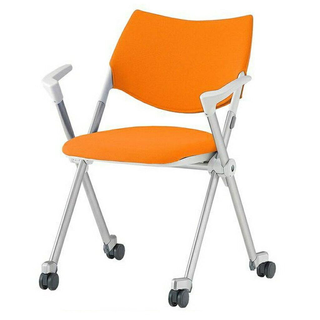 ミーティングチェア スタッキングチェア 会議椅子 スタックチェア 会議チェア 会議用椅子 会議室用椅子 積重 収納 会議 会議用 椅子 R-WSX-03CA-F【SS0602】